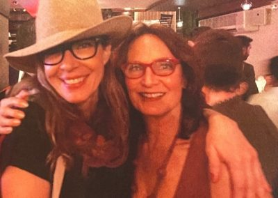 Allison Janney & Dawn Young